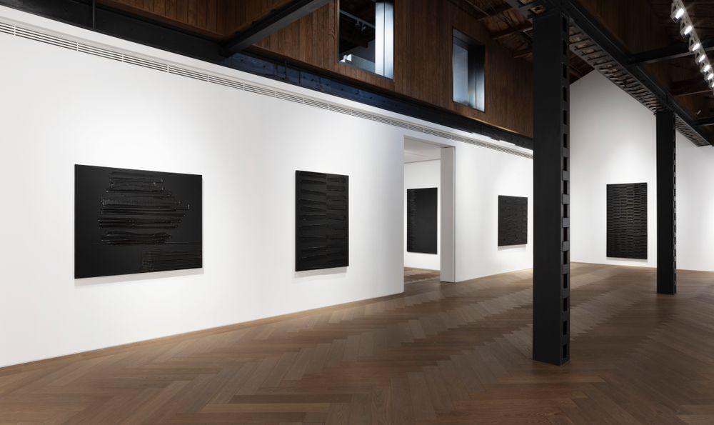 Artist:Pierre SOULAGES, Exhibition: