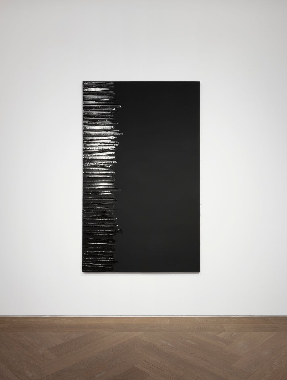 Artist:Pierre SOULAGES, Exhibition: