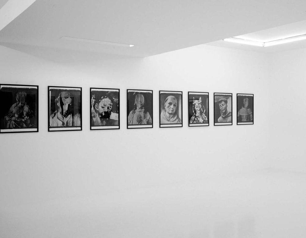Artist:Sophie CALLE, Exhibition:Dommages collatéraux