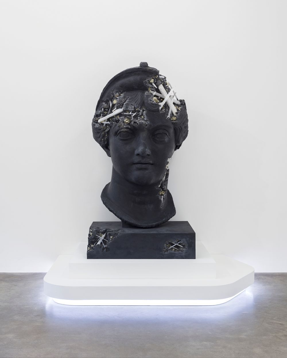 Artist:Daniel ARSHAM, Exhibition:Paris, 3020