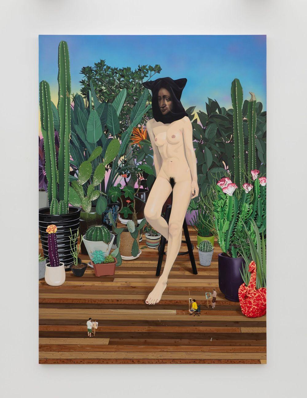 Artist:CHEN Fei, Exhibition:Reunion