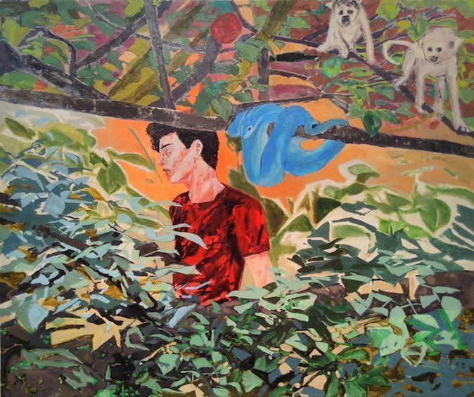 Artist:Hernan BAS, Exhibition:
