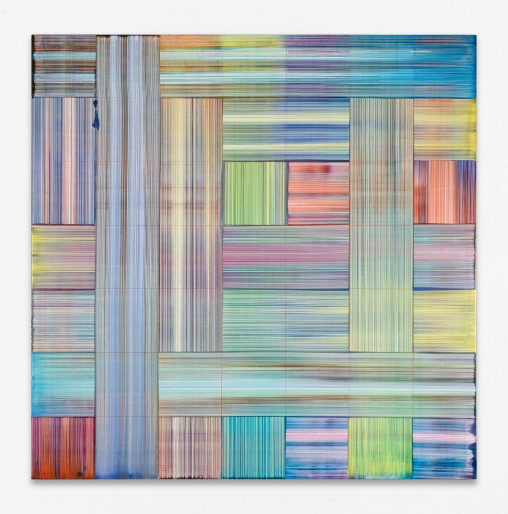 Artist:Bernard FRIZE, Exhibition:Journey in Autumn
