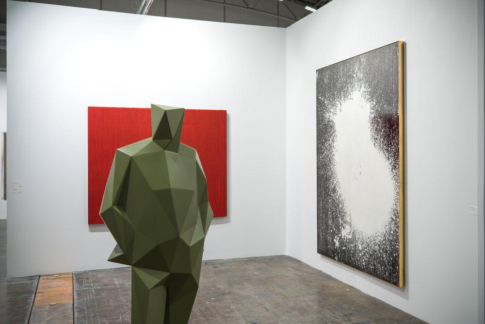 Artist:Daniel ARSHAM, Exhibition:Cape Town Art Fair