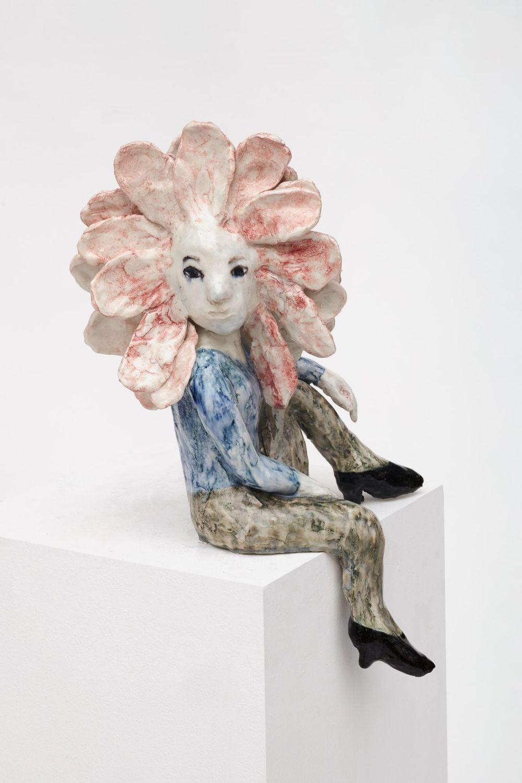 Artist:Klara KRISTALOVA, Exhibition:Art Fair Tokyo