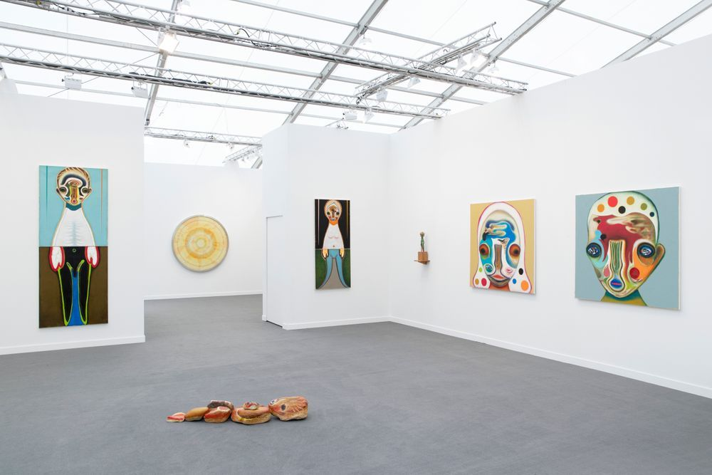 Artist:, Exhibition:Frieze New York