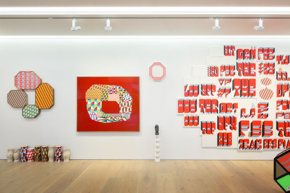 Artist:Barry MCGEE, Exhibition:Potato Sack Body