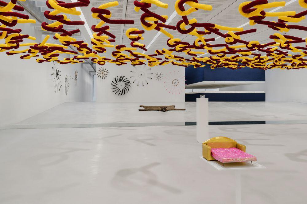 Artist:Paola PIVI, Exhibition:World Record