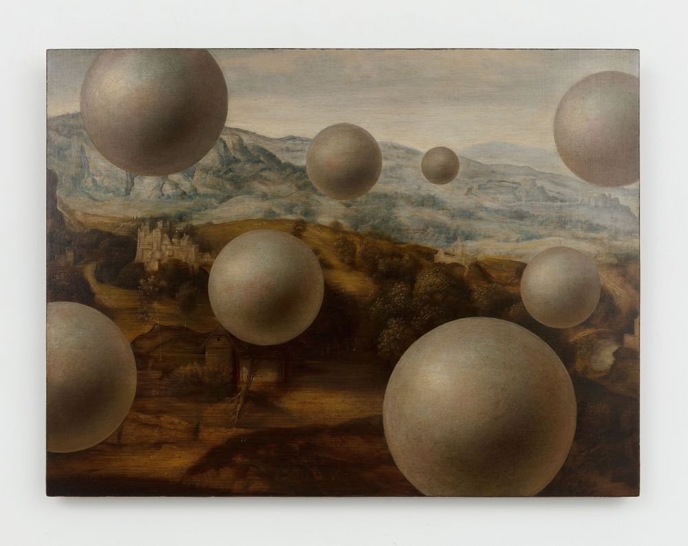 Artist:Laurent GRASSO, Exhibition:Pine's Eye