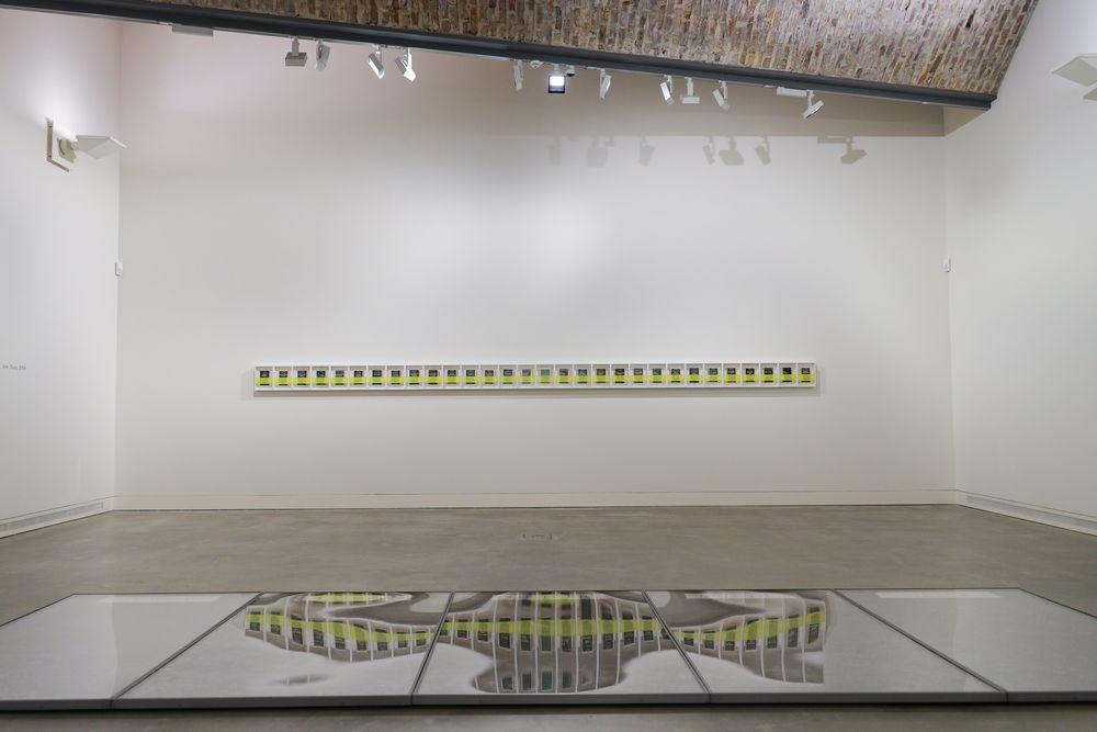 Artist:Sophie CALLE, Exhibition:Was Bleibt