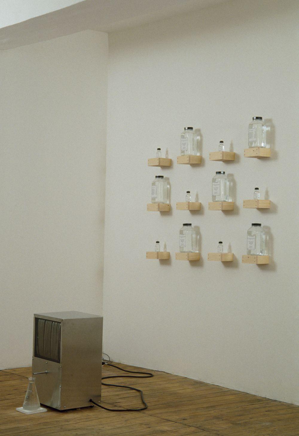 Artist:Wendy JACOB, Exhibition:Logique Floue