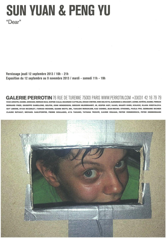 Artist:SUN YUAN & PENG YU, Exhibition:Dear