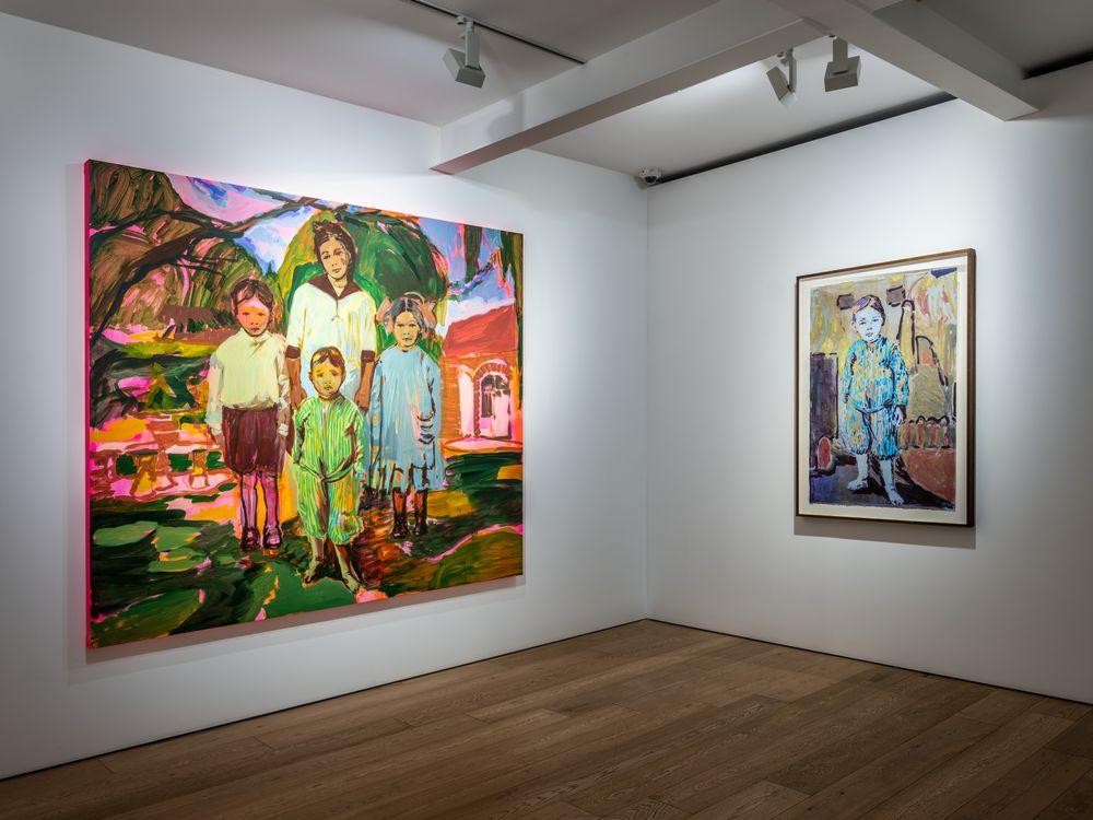 Artist:克萊爾·特伯萊, Exhibition:SIBLINGS