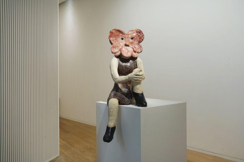 Artist:Klara KRISTALOVA, Exhibition:In the Name of Flower