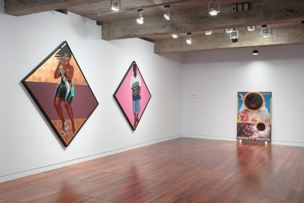 Artist:Bharti KHER, Exhibition:Relations (Diaspora and Painting)