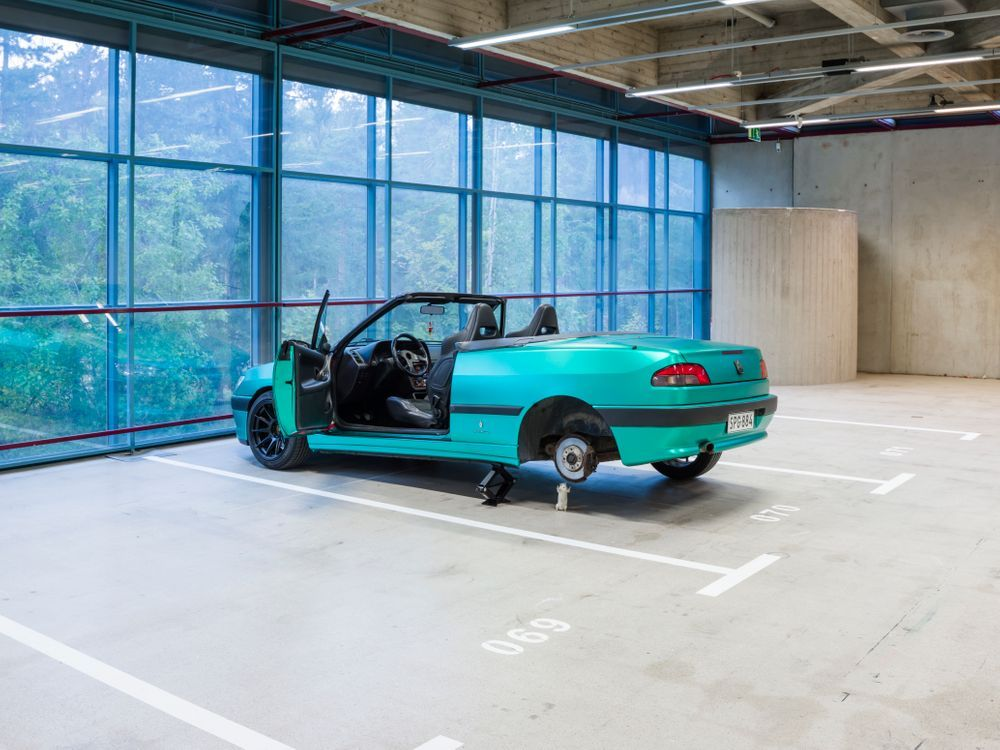 Artist:ELMGREEN & DRAGSET, Exhibition:2020