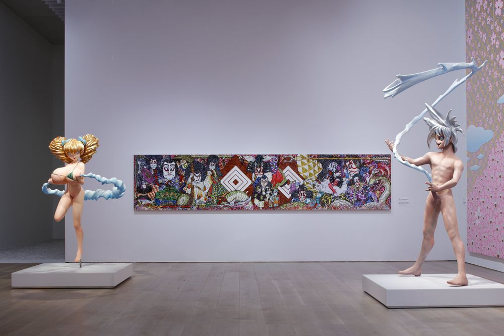 Artist:Takashi MURAKAMI, Exhibition:STARS: Six Contemporary Artists from Japan to the World
