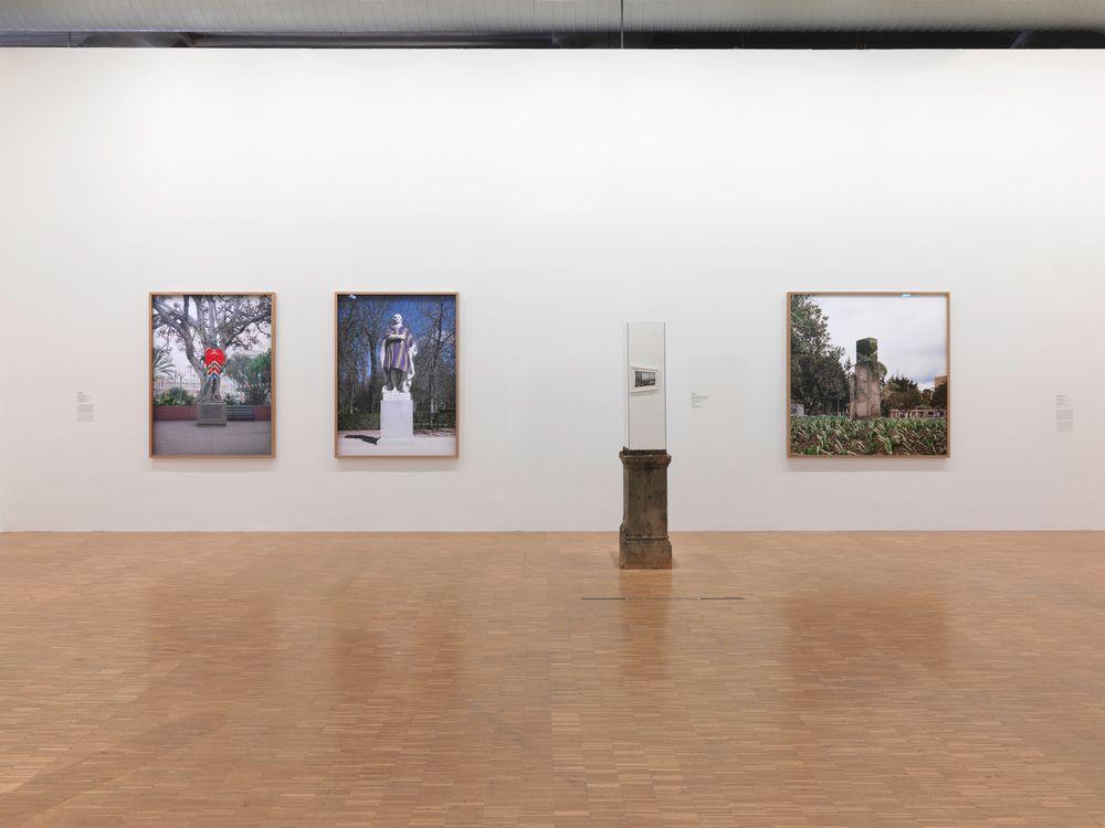 Artist:Iván ARGOTE, Exhibition:Global(e)  Resistance
