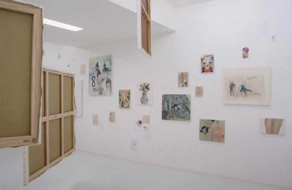 Artist:Aya TAKANO, Exhibition: