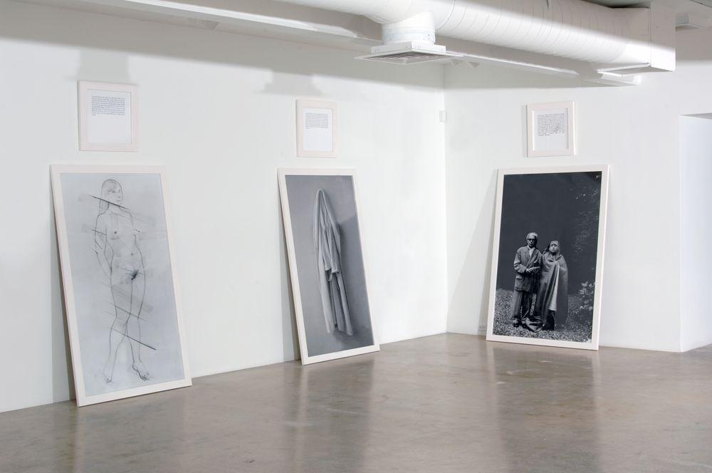 Artist:Sophie CALLE, Exhibition:True stories