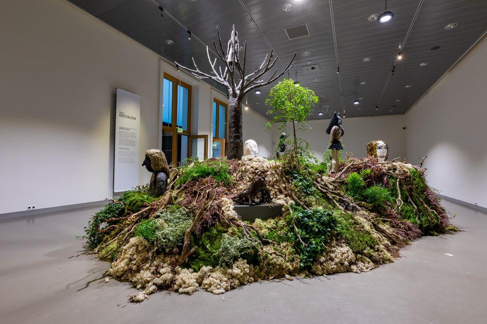 Artist:Klara KRISTALOVA, Exhibition:Human After All