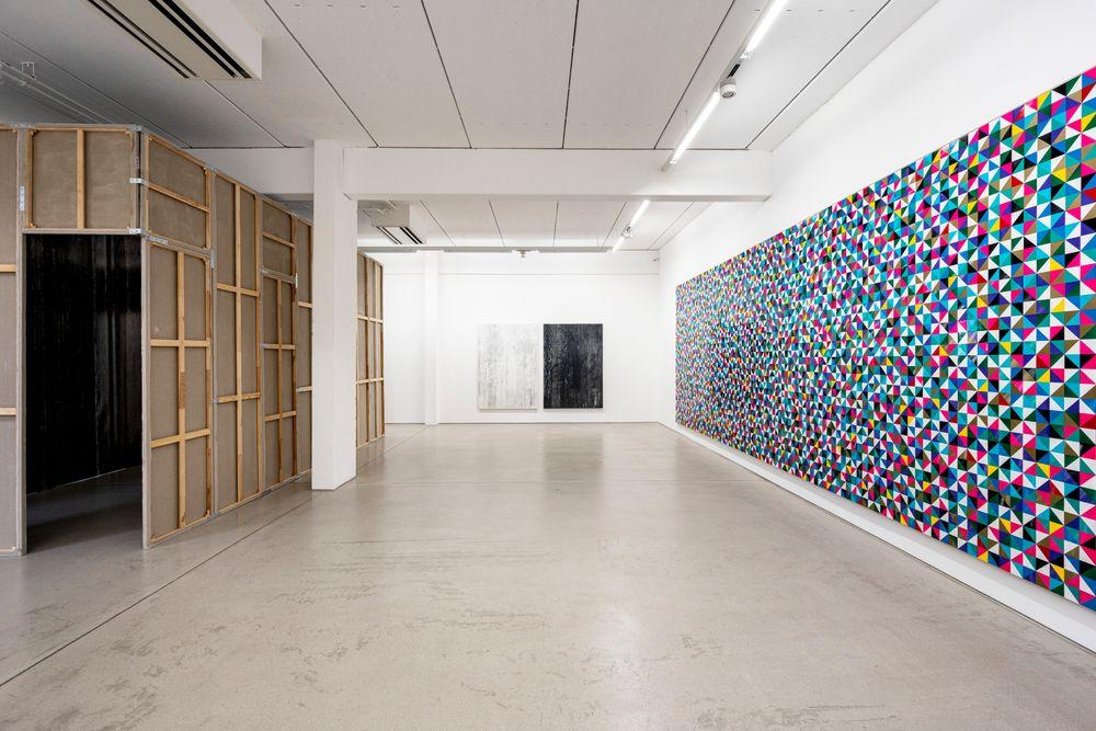Artist:格雷戈爾·希德布蘭特, Exhibition:LUFT IN ALLEN ZIMMERN - Gregor Hildebrandt