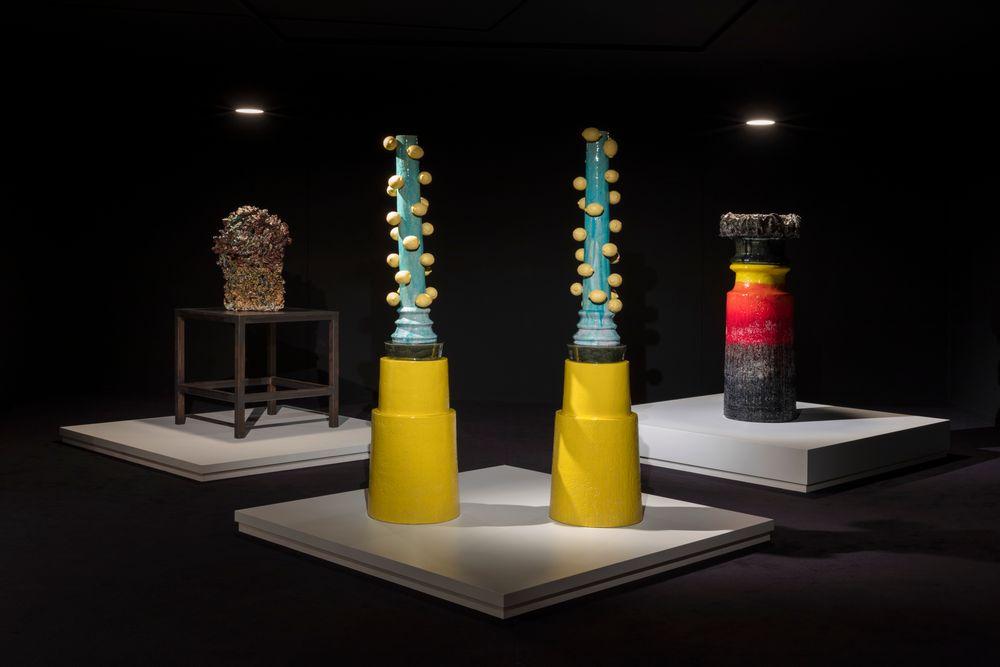 Artist:Johan CRETEN, Exhibition:Artifices Instables – Histoires de céramiques