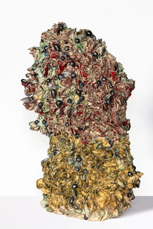 Artist:約翰·克瑞坦, Exhibition:Artifices Instables – Histoires de céramiques