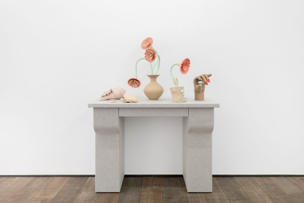 Artist:Genesis BELANGER, Exhibition:The Party's Over