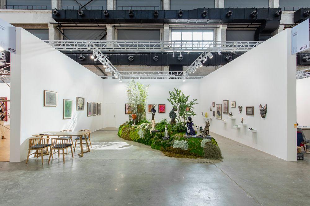 Artist:Klara KRISTALOVA, Exhibition:West Bund Art & Design
