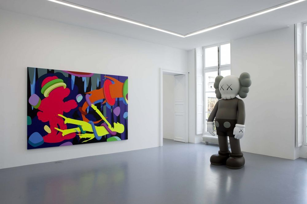 Artist:KAWS, Exhibition:Pay the Debt to Nature
