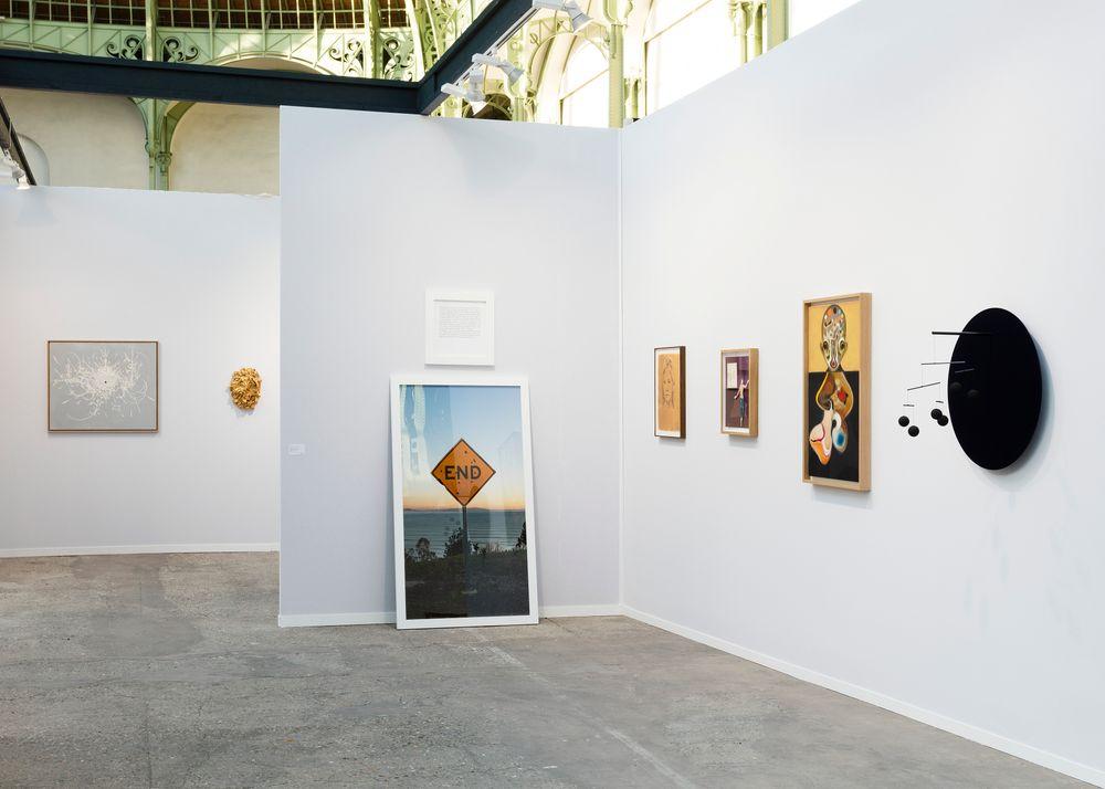 Artist:Jean-Michel OTHONIEL, Exhibition:Art Paris Art Fair