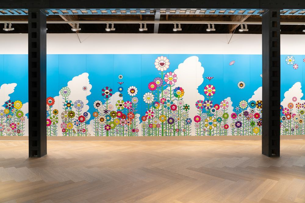 Artist:Takashi MURAKAMI, Exhibition:Healing