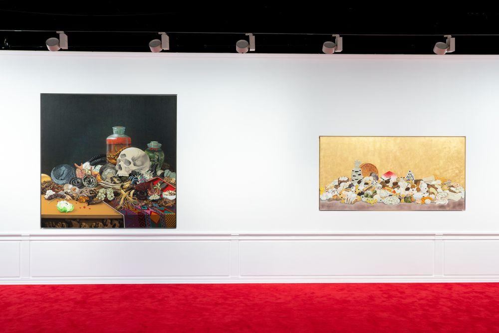 Artist:陳飛, Exhibition:早集 Morning Market