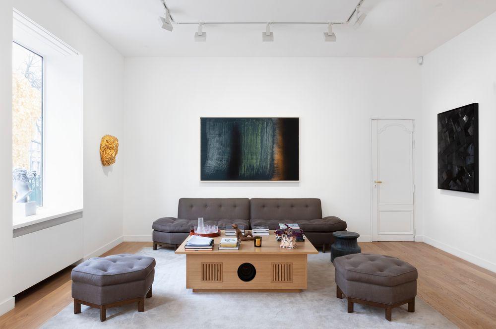 Artist:Johan CRETEN, Exhibition:Perrotin Matignon