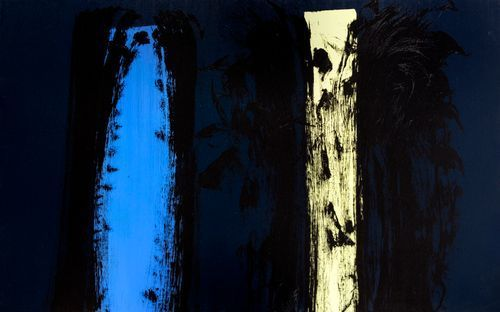 Artist:Hans HARTUNG, Exhibition:Hartung 80