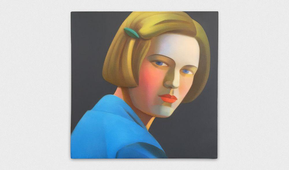 Artist:CHEN Ke, Exhibition:Bauhaus Girls - Shanghai