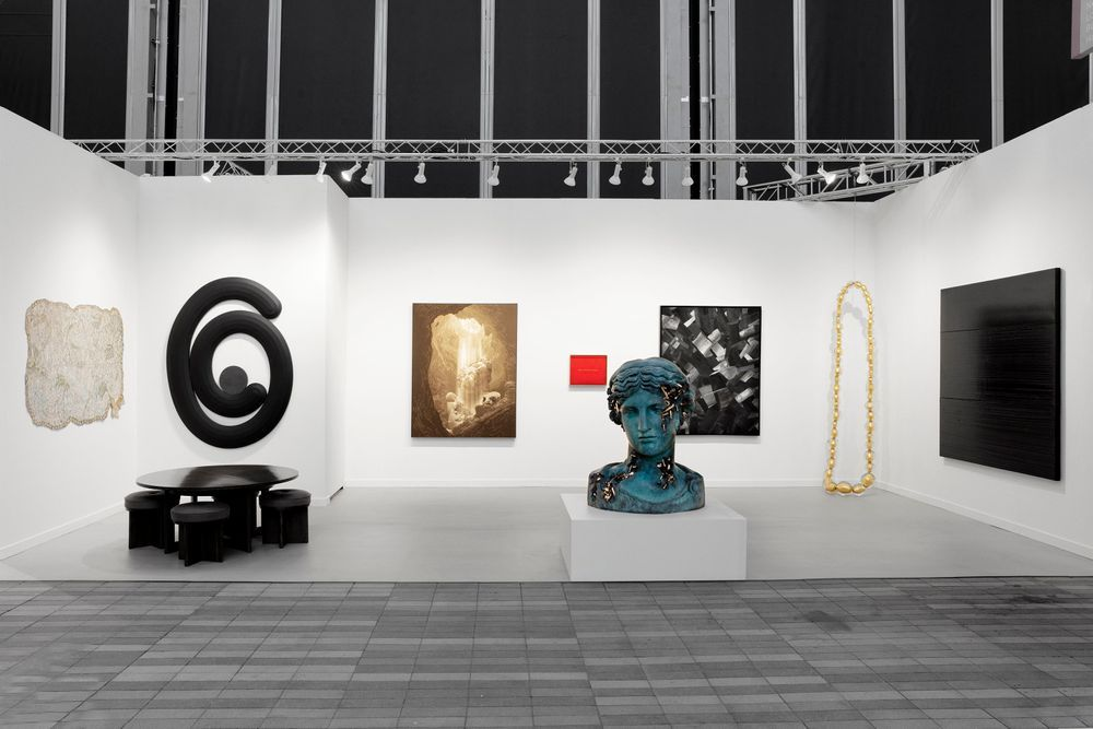 Artist:, Exhibition:Frieze New York