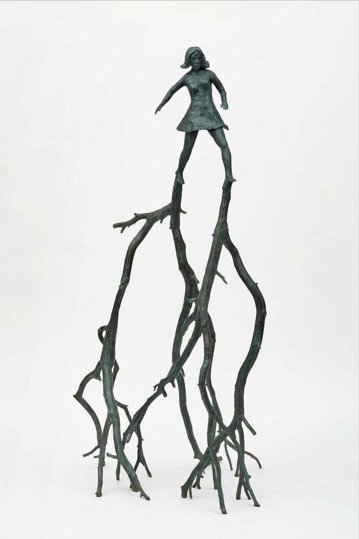 Artist:Klara KRISTALOVA, Exhibition:ART ZUID Amsterdam Sculptuur Biënnale