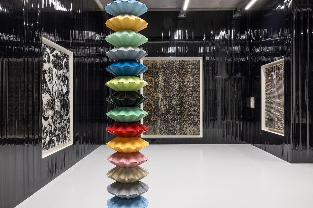 Artist:Gregor HILDEBRANDT, Exhibition: