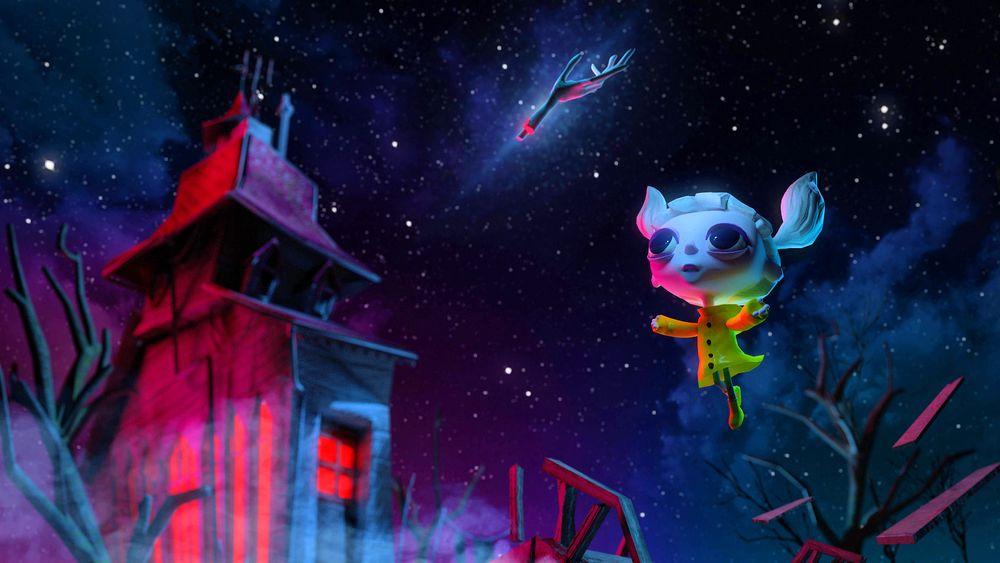 Artist:, Exhibition:PERROTIN VR Narrative Experience by Atlas V