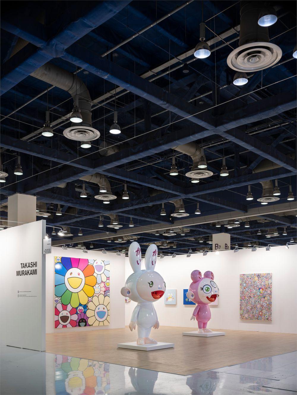 Artist:Takashi MURAKAMI, Exhibition:KIAF Seoul