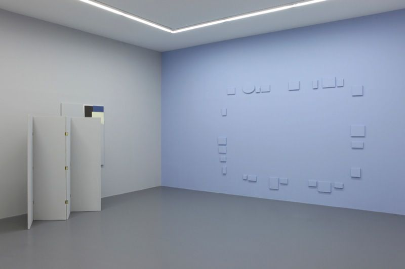 Artist:Claude RUTAULT, Exhibition:exposition-suicide