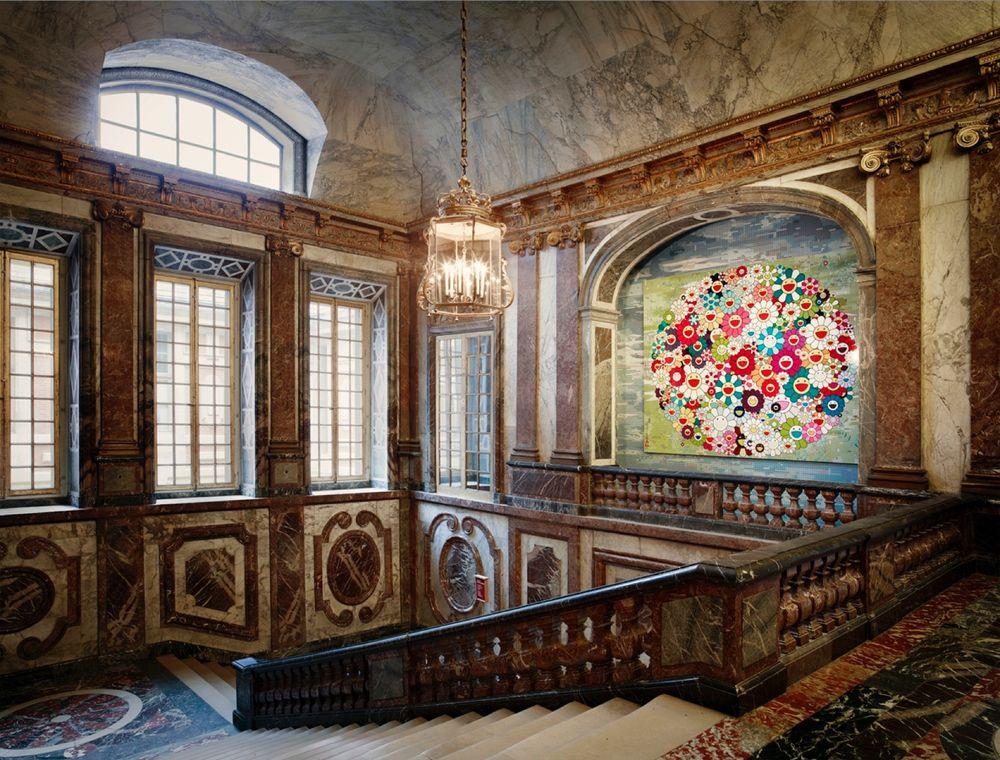 Artist:Takashi MURAKAMI, Exhibition:MURAKAMI VERSAILLES