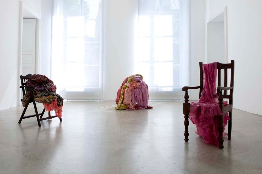 Artist:Bharti KHER, Exhibition:Leave your smell