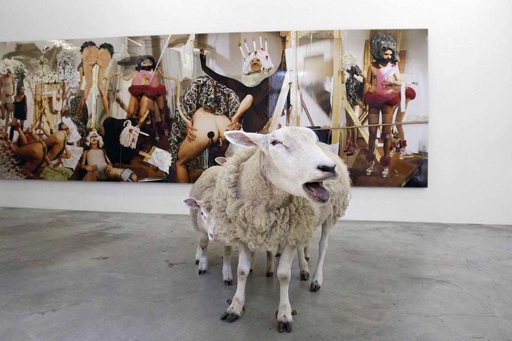 Artist:Paola PIVI, Exhibition:Fffffffffffffffff