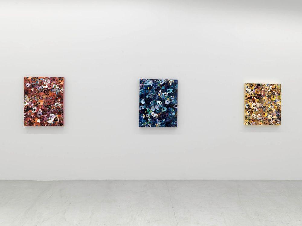 Artist:Takashi MURAKAMI, Exhibition:Homage to Yves Klein