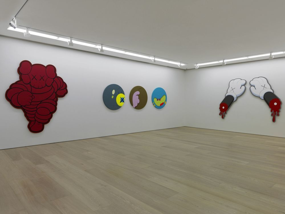 Artist:KAWS, Exhibition:The Nature of Need