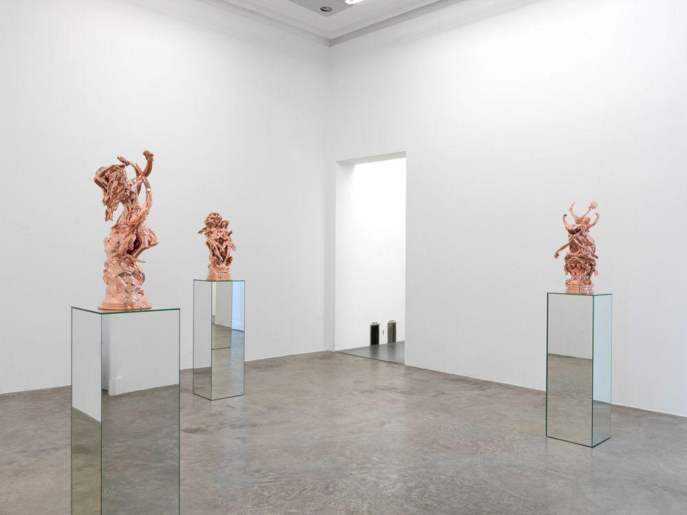 Artist:Wim DELVOYE, Exhibition:Rorschach