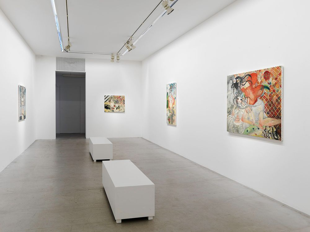 Artist:Aya TAKANO, Exhibition:To Lose Is To Gain
